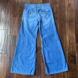 HUDSON Wide-Leg Jeans 🤩